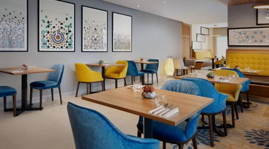 Hampton by Hilton Al Barsha - ristorante