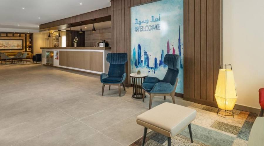 Hampton by Hilton Al Barsha - hall