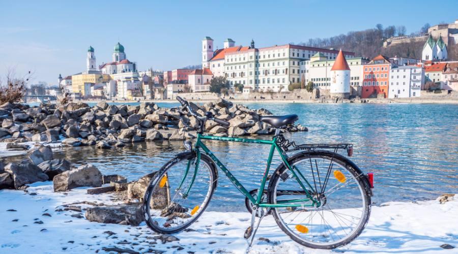 Passau dal fiume