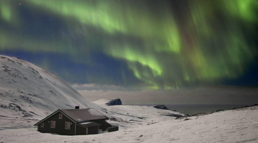 - Aurora boreale (Anne Olsen-Ryum_www.nordnorge.com)