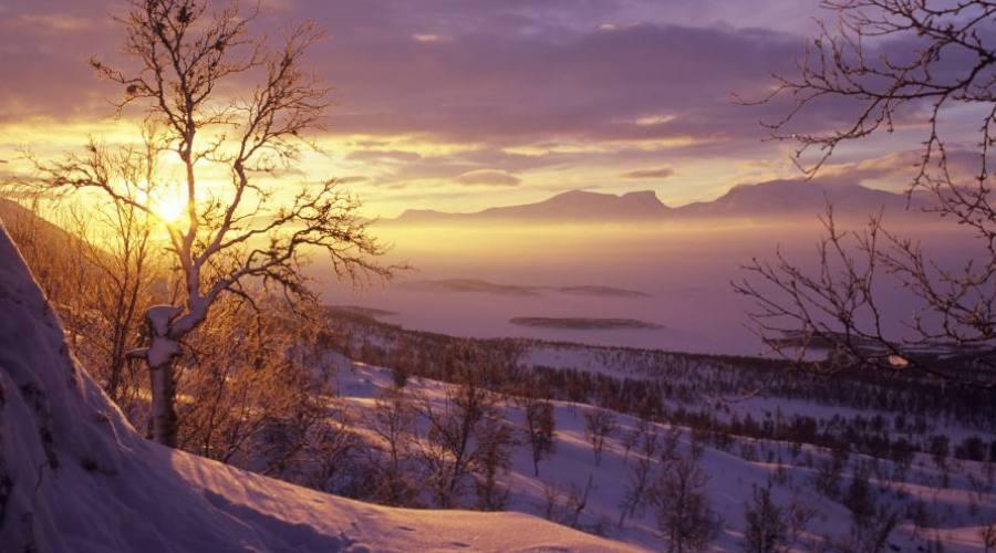 - Paesaggio invernale (Bjrn Klauer_www.nordnorge.com)