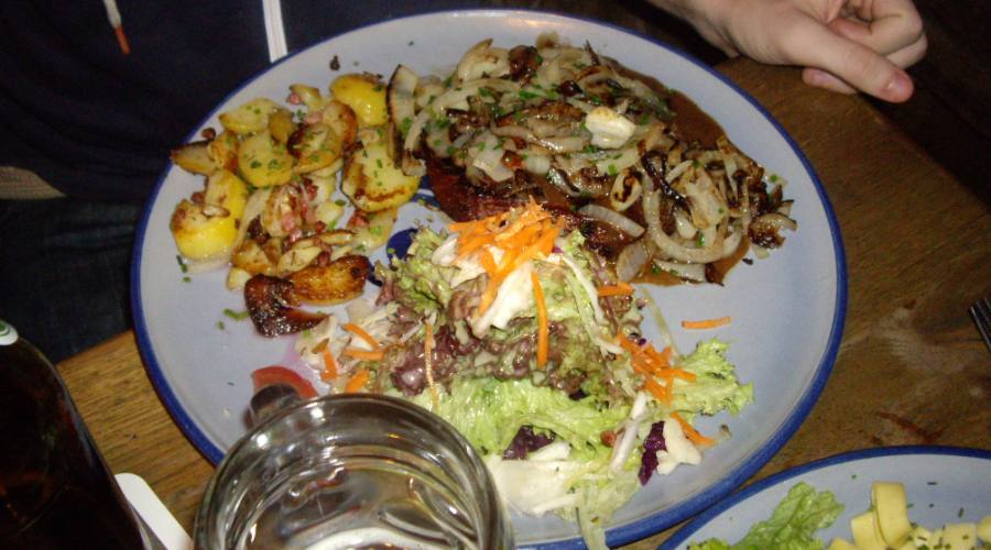 Piatti tipici bavaresi
