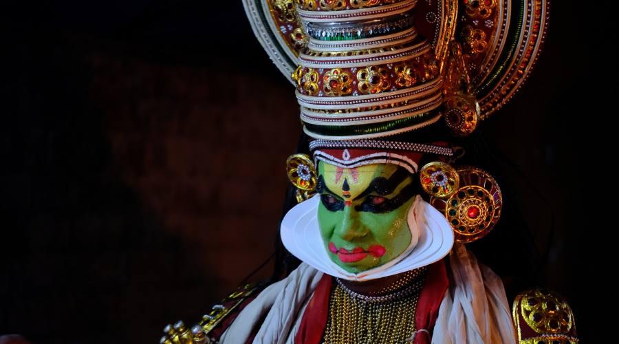 Danze Kathakali