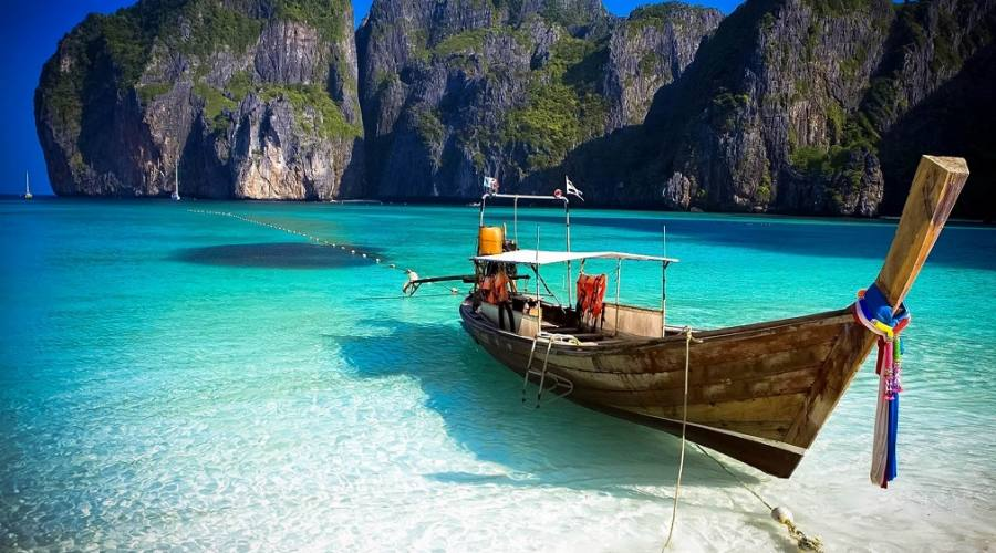 Spiagge delle isole Andamane