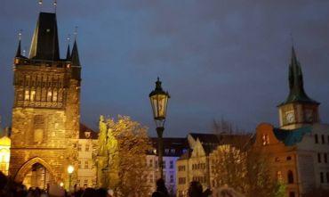 Praga, la magia comincia!