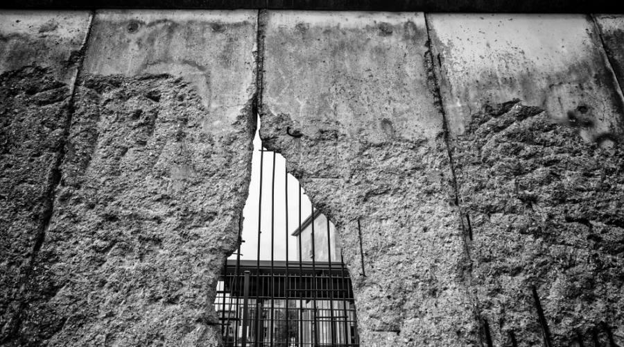 Resti del muro