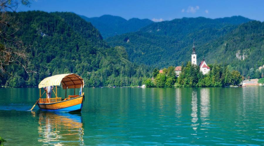 Il Lago di Bled