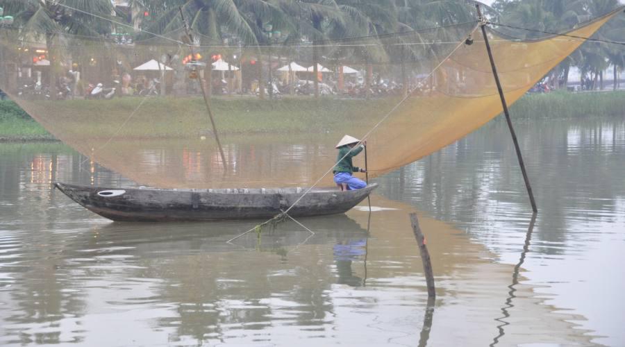 Pesca ad Hoian