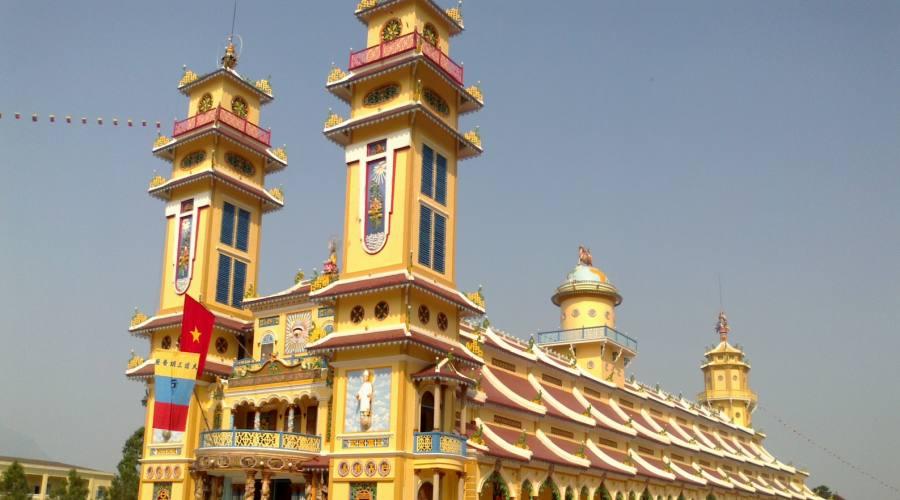 Saigon: Palazzo della Posta