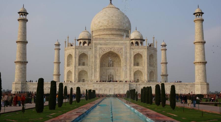 Agra: Taj Mahl