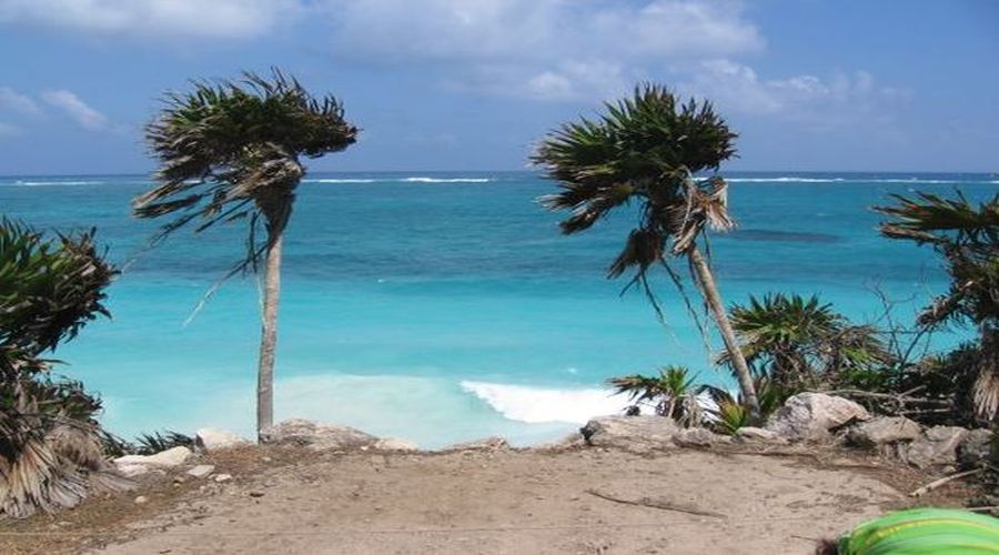 Spiaggia Playa del Carmen