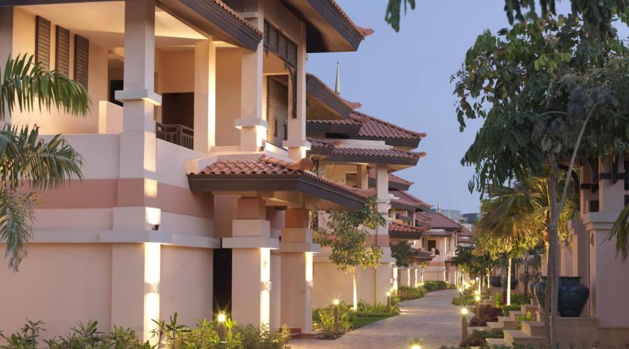 Anantara The Palm Dubai - le ville