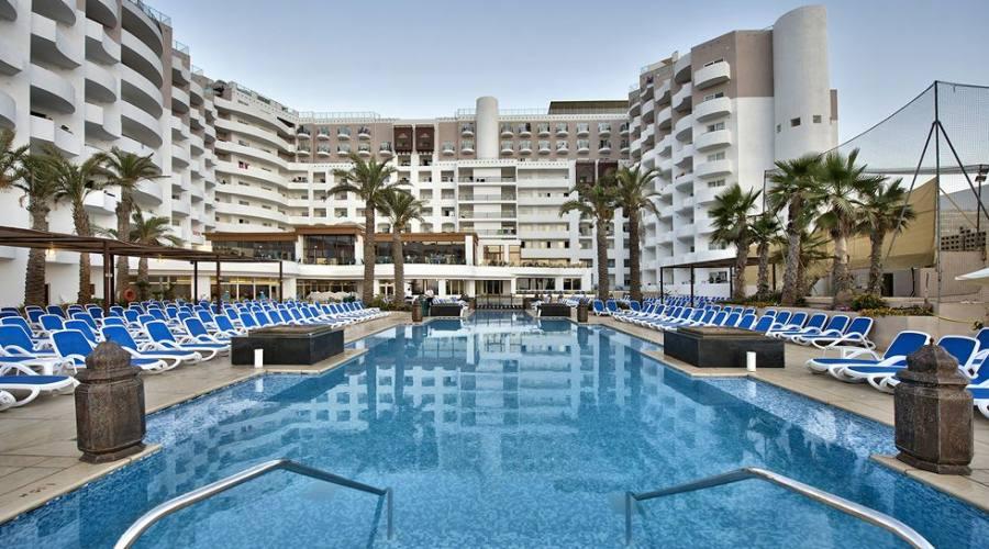 db San Antonio Hotel: Vista Struttura
