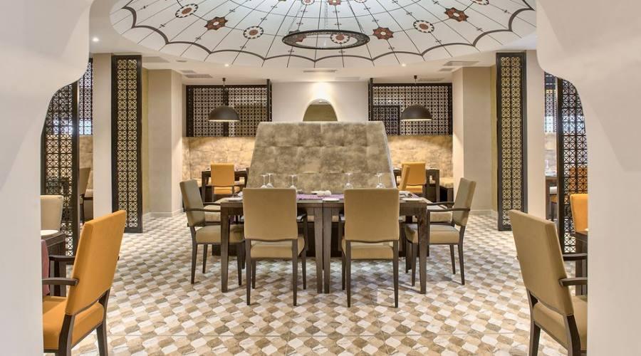 db San Antonio Hotel: Ristorante Tagine