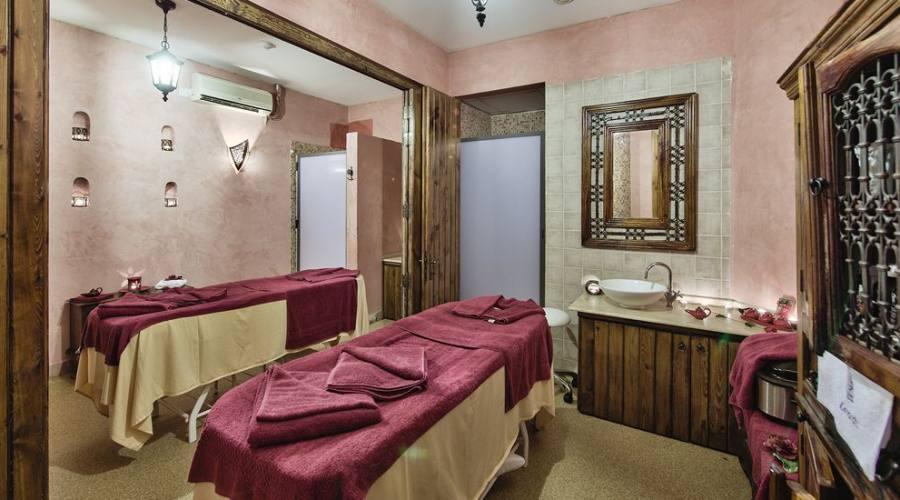 db San Antonio Spa: Stanza Massaggi