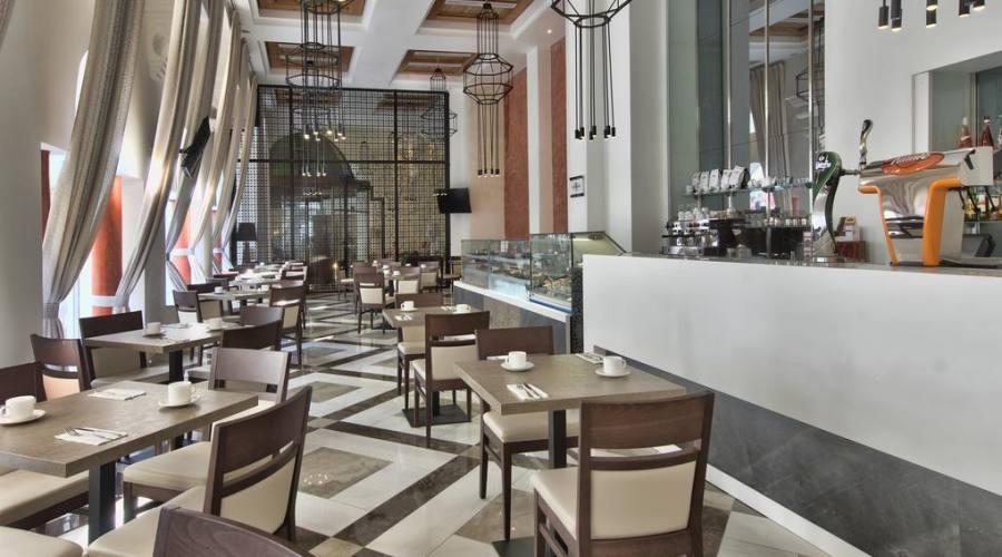 db San Antonio Hotel: Cafe' Maroc