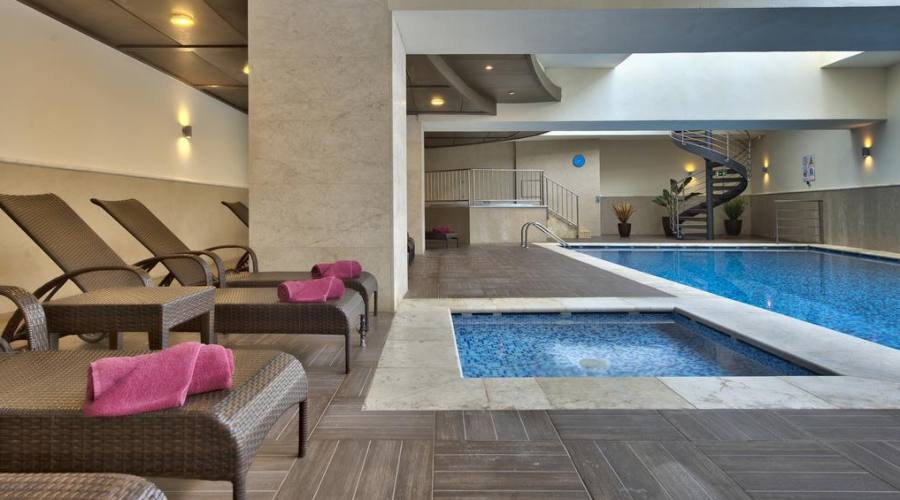 db San Antonio Hotel: Piscina Interna