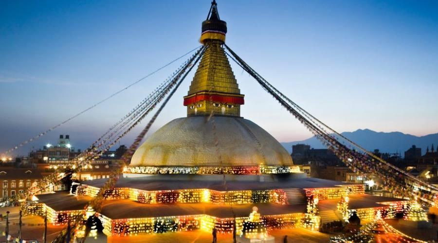 Stupa a Kathmandù