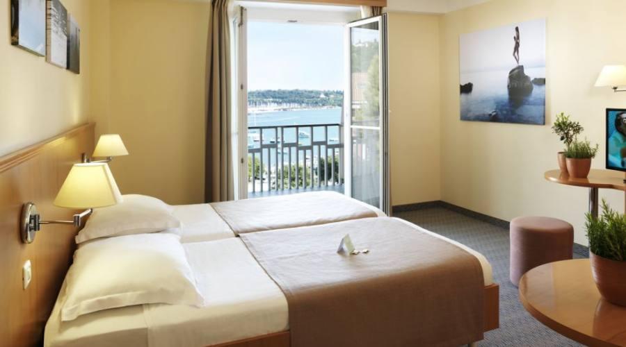 Hotel Neptun Camera doppia vista mare