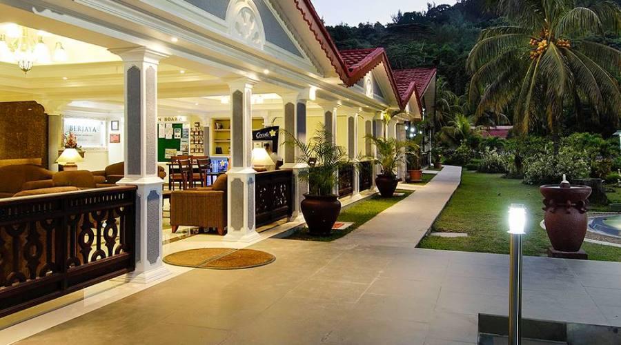 Esterno hotel