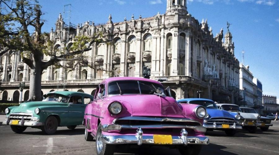 Auto d'epoca, Havana