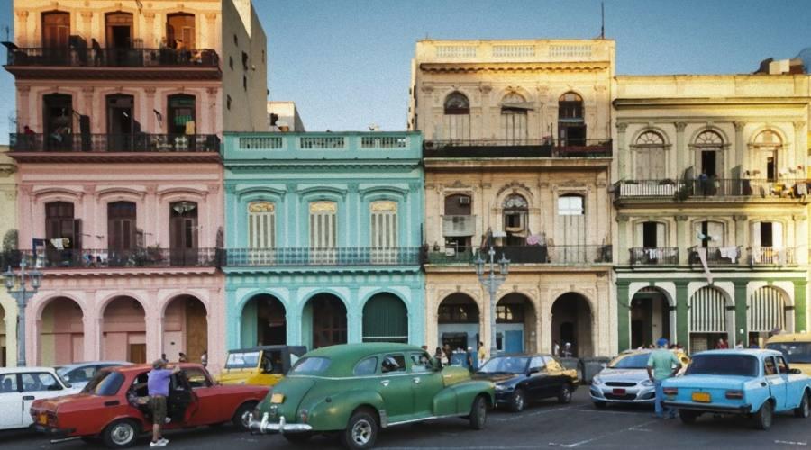 Avana, la città Vecchia
