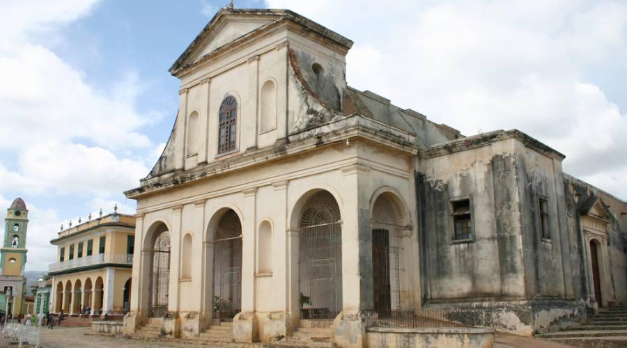 Chiesa della Santa Trinità, Trinidad