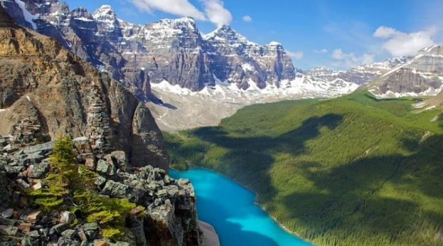 natura canadese
