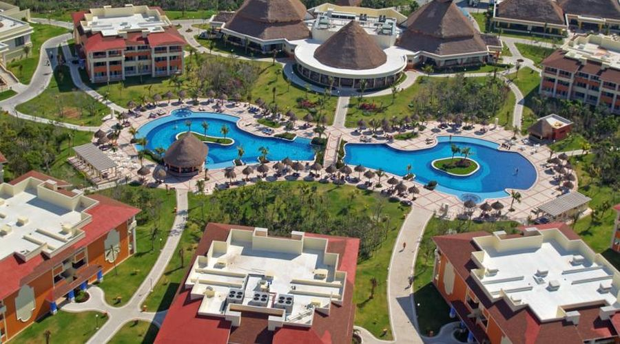 Gran Bahia Principe Cobà: Vista Panoramica