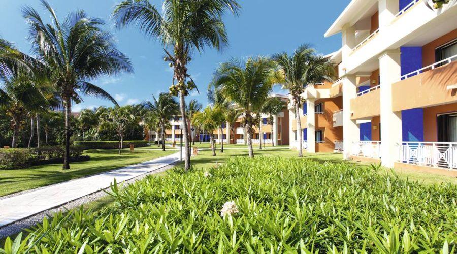 Gran Bahia Principe Cobà: Giardini