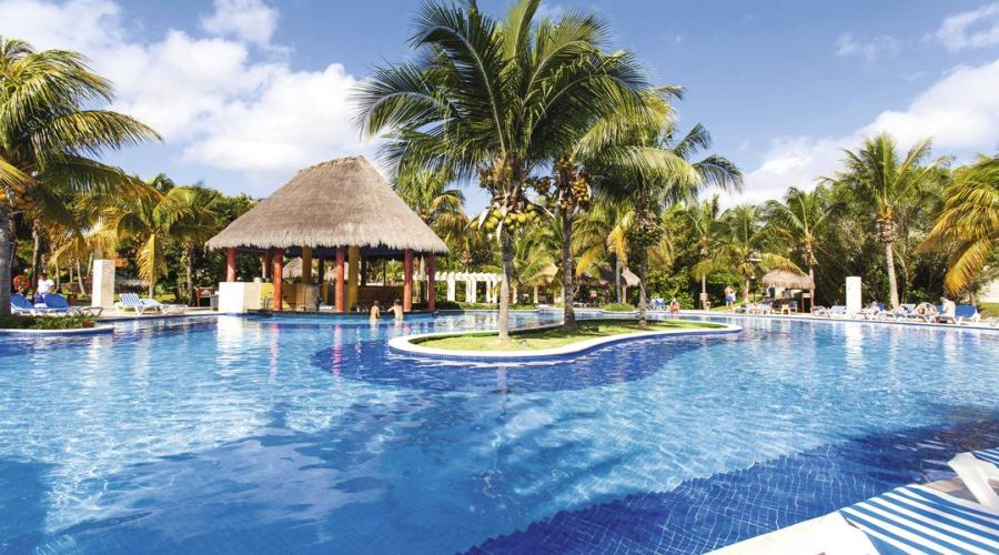 Gran Bahia Principe Cobà: Piscine