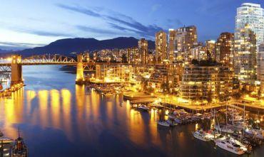 Soggiorno studio nell'ovest canadese