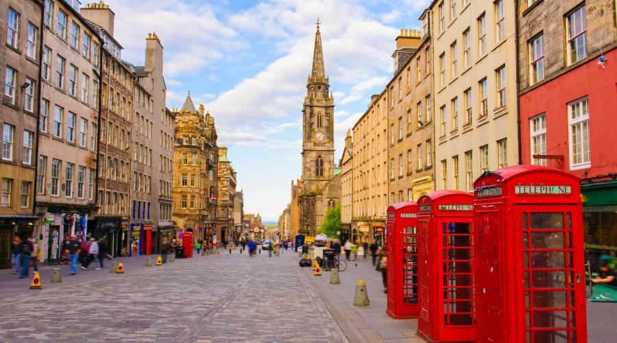 Vie di Edimburgo