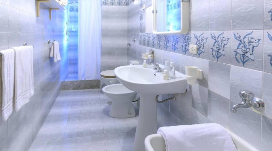 Appartamento tipo bagno