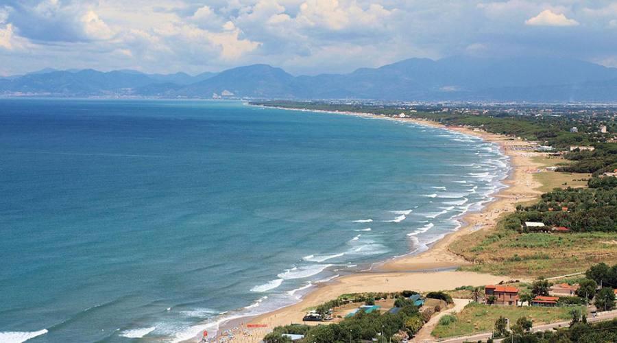 Paestum Spiaggia della Linora