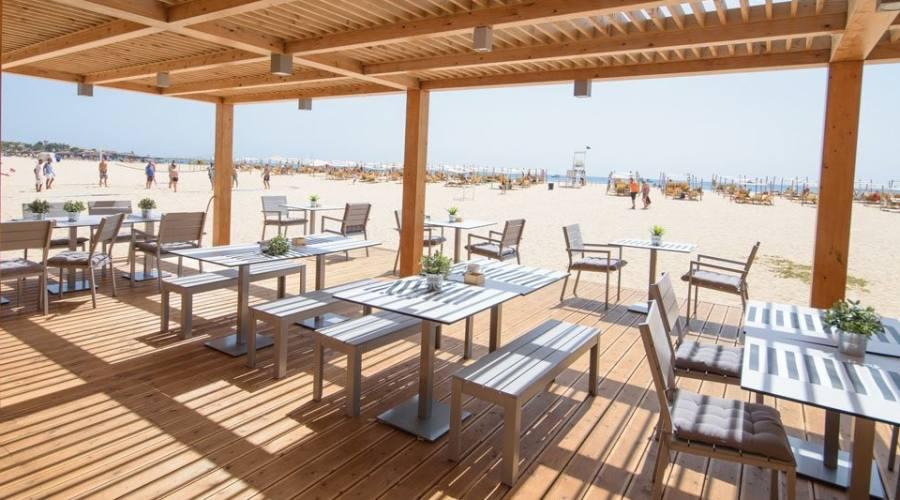 Bar - Ristorante in spiaggia