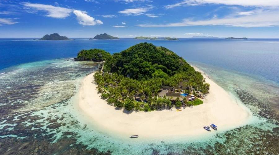 Matamanoa Island
