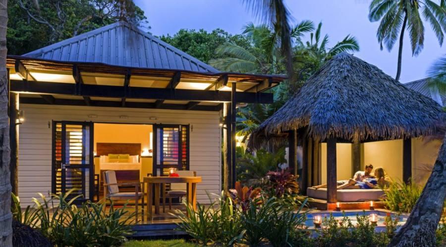 Esterno beach villa con piscina privata