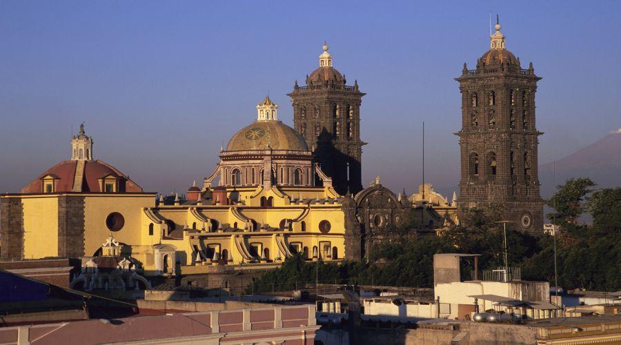 3° giorno: Cattedrale di Puebla