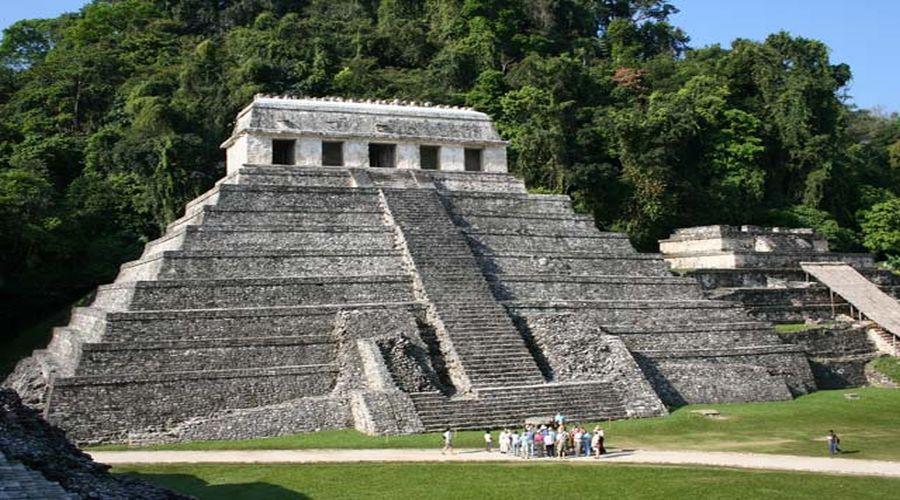 7° giorno: Palenque-Tempio delle Iscrizioni, Chiapas