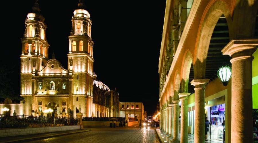 4° giorno: arrivo a Campeche