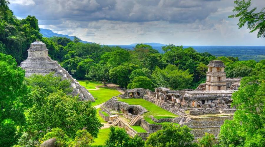 3° giorno: arrivo a Palenque