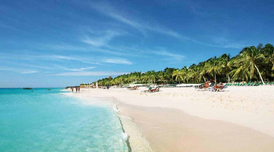 7° giorno: arrivo in Riviera Maya