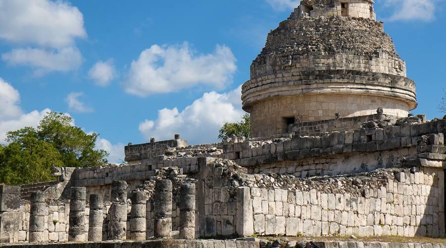 7° giorno: Chichén Itzá
