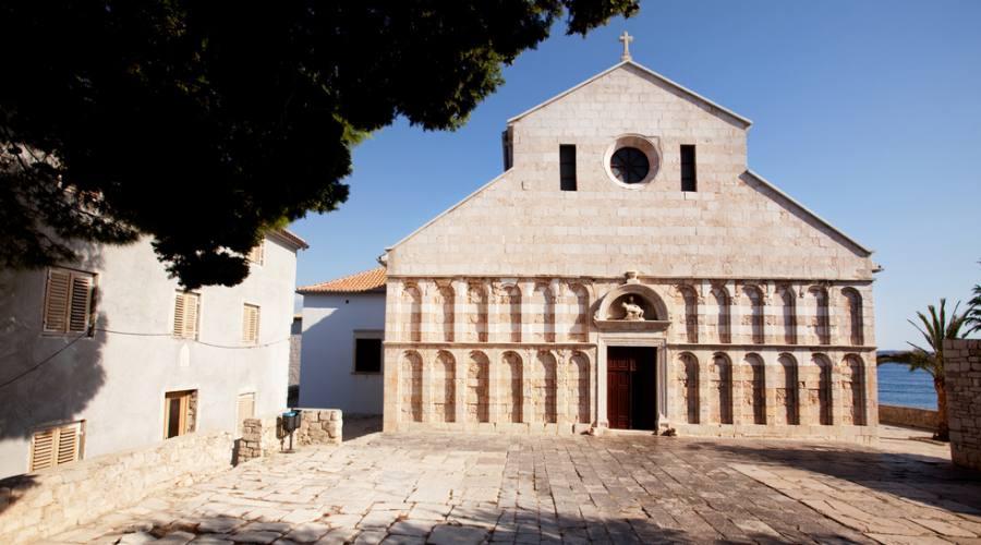 Rab - la Chiesa di S.Maria