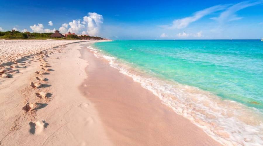Viva Maya: Spiaggia di Playacar