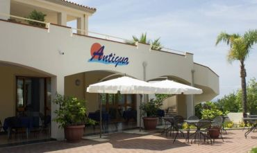 Antigua residence club