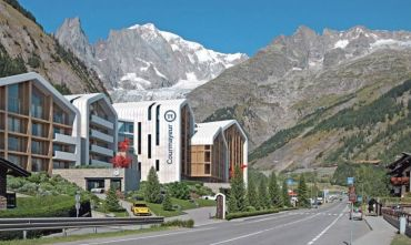 TH Des Alpes Hotel con Spa