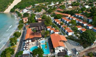 Volo + Soggiorno in Villaggio D Beach Resort sulla spiaggia davanti al Morro de Careca