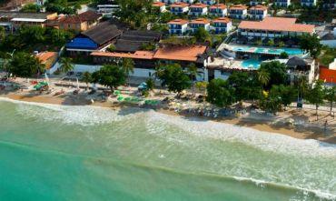 Vacanza al Villaggio D Beach Resort 4 stelle: sulla spiaggia davanti al Morro de Careca!